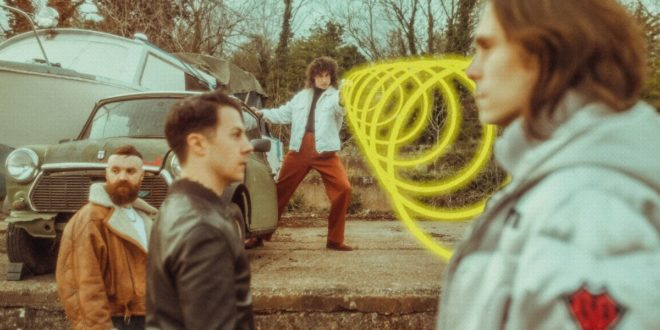 Don Broco share new video for 'Endorphins'
