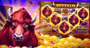 <strong>Free Buffalo Slot Machine Game: Buffalo Themed Slots</strong>