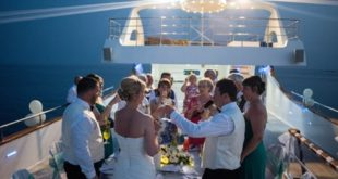 Why yacht is the best venue for weddings in Dubai?